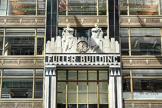 Sharon Popek - Fuller Building