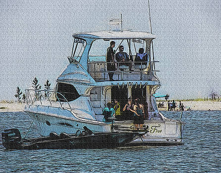 Fun on the Gulf Coast by Barry Jones