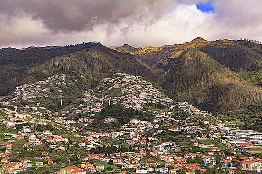Funchal Madeira by Tony Murtagh