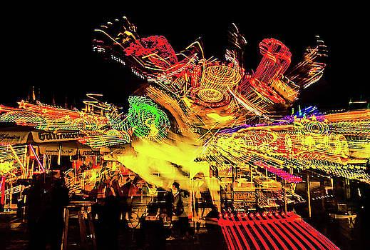 Funpark II by Karl-Heinz Luepke