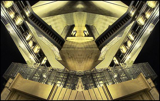 Futuristic Architecture by Jonny Jelinek