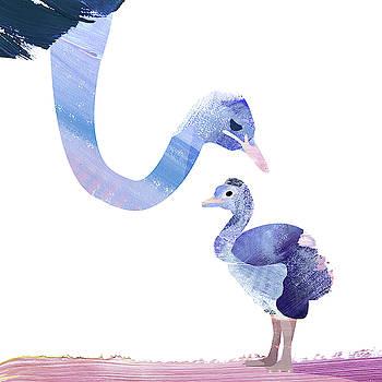 Fuzzy Love by Goed Blauw