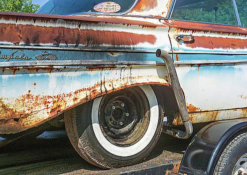 G M new Redneck Exhaust by Dennis Dugan