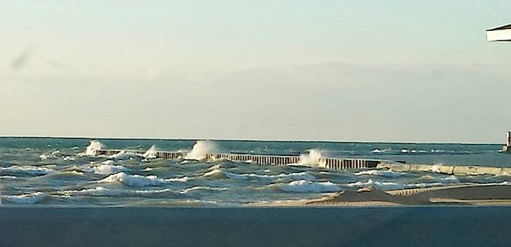South Wind at Manistee by Susan Wyman