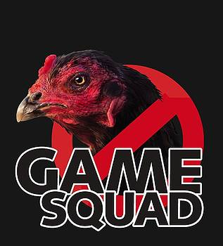 Game Squad by Sigrid Van Dort