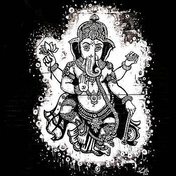 Antony Zito - Ganesh Mural