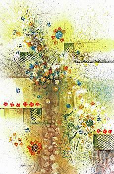 Garden Bouquet by Monte Toon