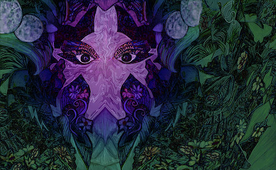 Garden Eyes by Jeremy Robinson