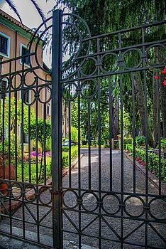 Garden Gate by Joseph Yarbrough