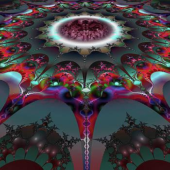 Garden Of Delight 2 by Paul Pinzarrone