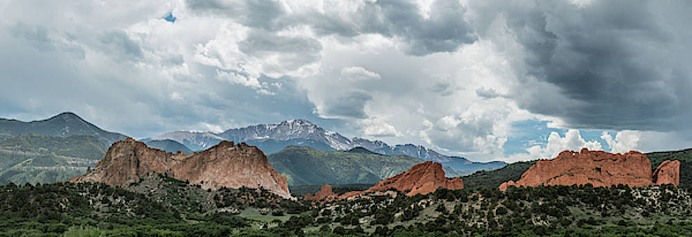 Garden of the Gods  by Michael Hills