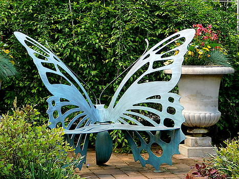 Garden Series - I by Arlane Crump