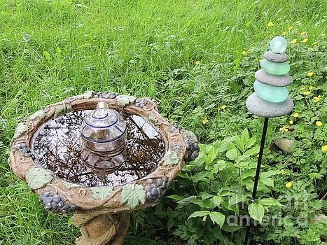 Garden Treasures by Julie Rauscher