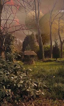 Garden Well Offworld by Abbie Shores