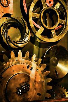 Gears and Pulleys by Jack Wilson