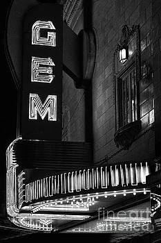 Gem Theatre Kansas City by Terri Morris