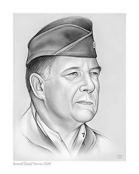 Greg Joens - General Chuck Horner