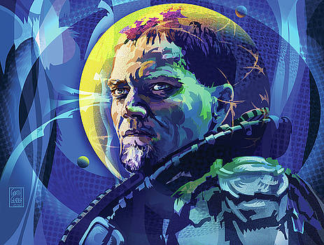 General Zod from The Man of Steel by Garth Glazier