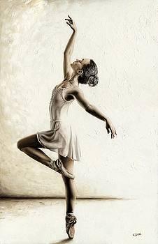 Genteel Dancer by Richard Young