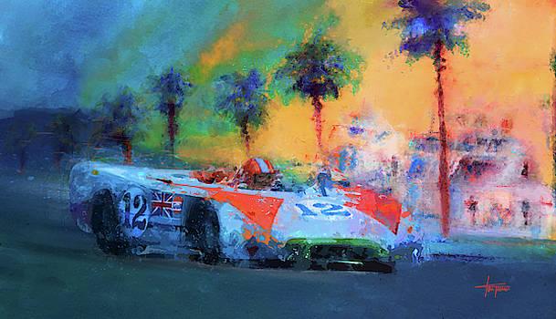 Gentleman Racer by Alan Greene