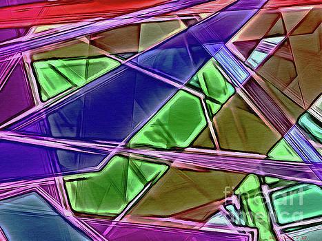 Geometric Crystalline No1 - AMCG20190509 by Michael Geraghty