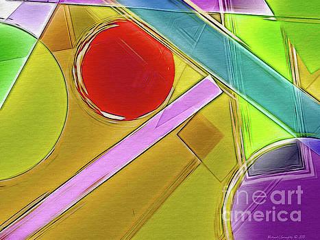 Geometric Crystalline No6 - AMCG20190510 by Michael Geraghty