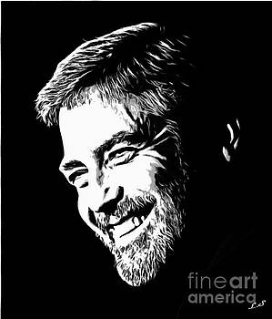George Clooney collection - 1 by Sergey Lukashin