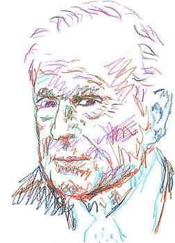 George H. W. Bush by Pekka Liukkonen