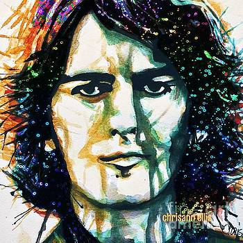 George Harrison 02 by Chrisann Ellis