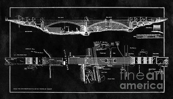 Tina Lavoie - George Washington Bridge Blueprint