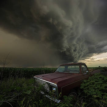 Get outta Dodge  by Aaron J Groen
