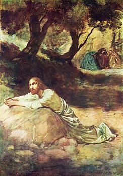 Gethsemane by Pekka Liukkonen