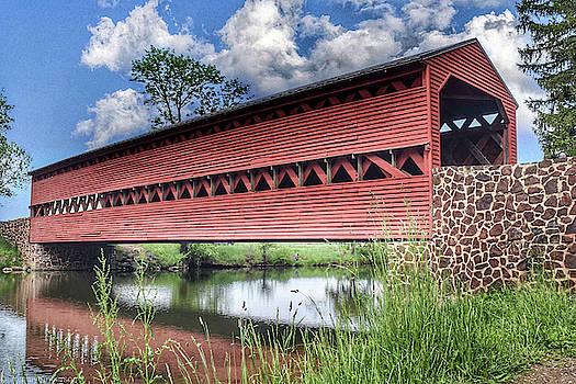 Gettysburg Sach's Bridge by Tommy Anderson