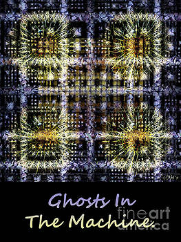 Walter Neal - Ghosts In The Machine - Poster  and T-shirt Design