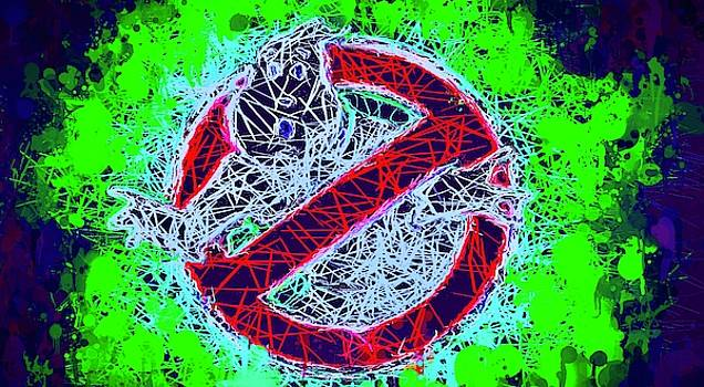 Ghostbusters Logo by Al Matra