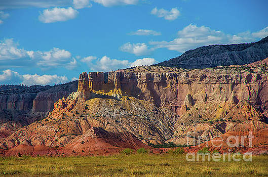 Ghost Ranch Mesa by Stephen Whalen