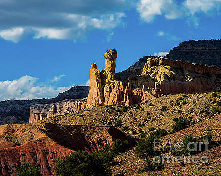 Ghost Ranch Terrain by Stephen Whalen