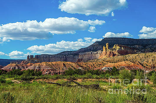 Ghost Ranch Vista by Stephen Whalen