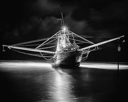 Ghost Ship by Dillon Kalkhurst