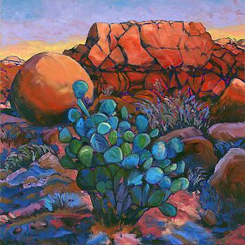 Giant Pebble by Rebecca Baldwin