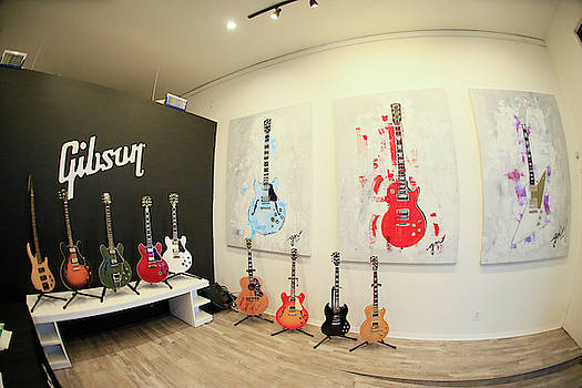 Gibson Showroom Loby by Shoal Hollingsworth