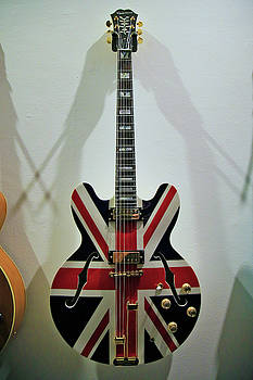 Gibson's Union Jack by Shoal Hollingsworth