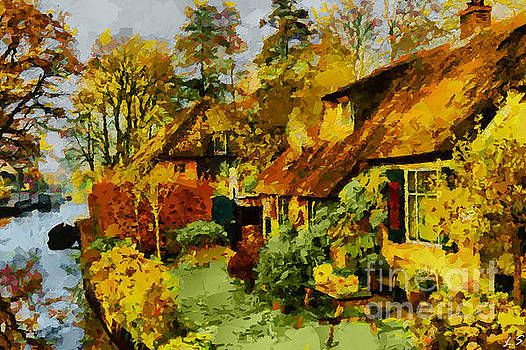 Giethoorn collection - 1 by Sergey Lukashin