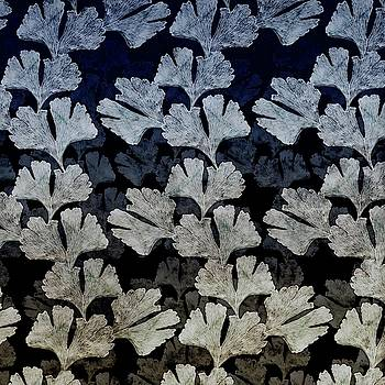 Ginko Leaf Pattern by Sand And Chi