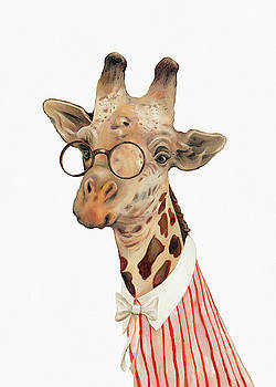 Giraffe by Animal Crew