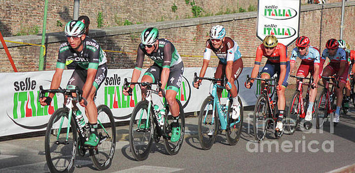 Giro D'Italia - Bora Hansgrohe Cycling Team by Stefano Senise