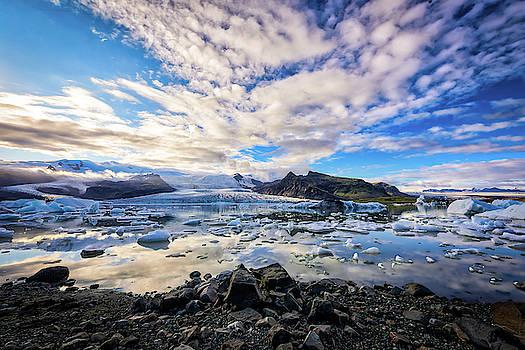 Glacial Dreams by John Wilkinson