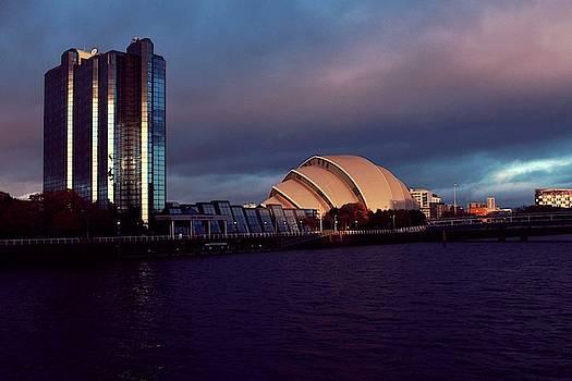 Alister Harper - Glasgow sse Hydro