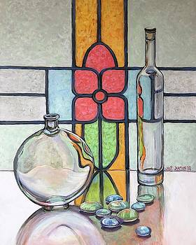 Glass and Light by Jeanette Jarmon