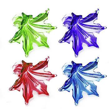 Sharon Popek - Glass Vases Multicolor